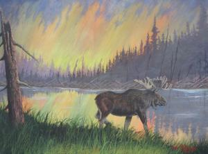 Artist Bob Williams To Show At Havre , Montana