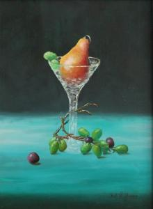 Artist Bob Williams Debuts New Still Life Gallery